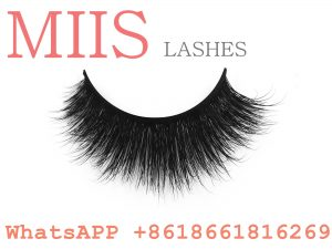 wholesale artificial mink fur eyelash
