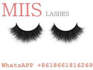 private labeling mink eyelashes