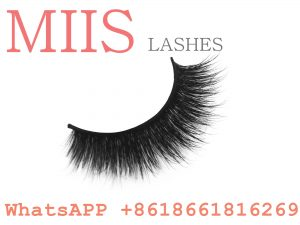3D mink eyelash extension