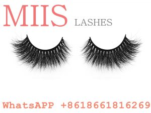 color mink fur lashes