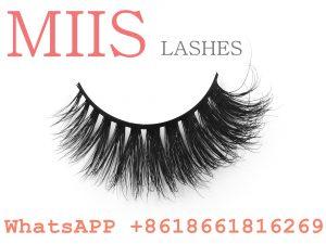 china artificial mink fur eyelash