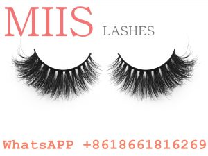 china mink fur eyelash factory