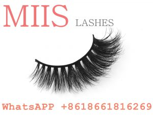 private label 3D mink brand lashes