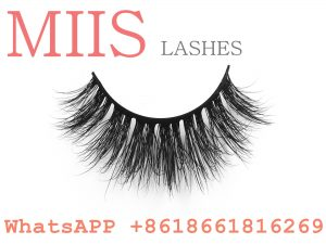 3d mink invisible band lashes